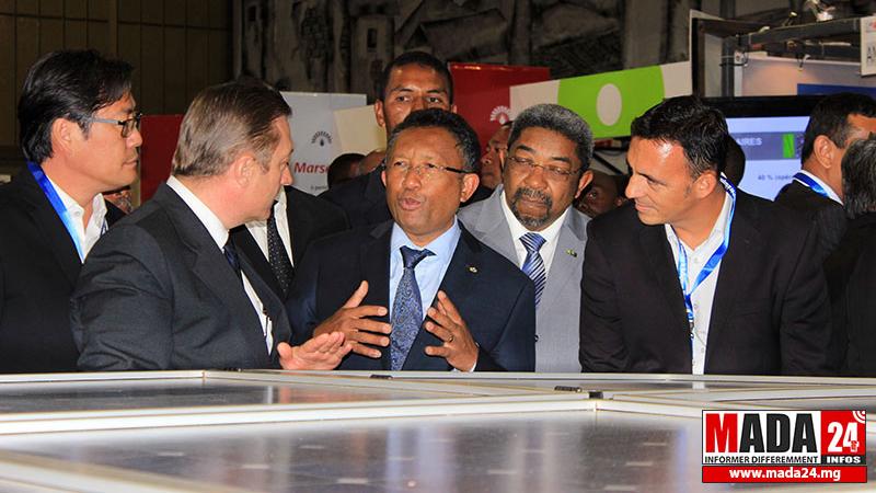 Salon de l'Industrie de Madagascar, SIM 2014