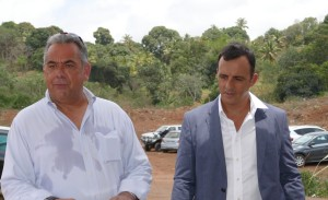 Tony Pistarino et Franck Rivas, Corexsolar, les pionniers à Mayotte