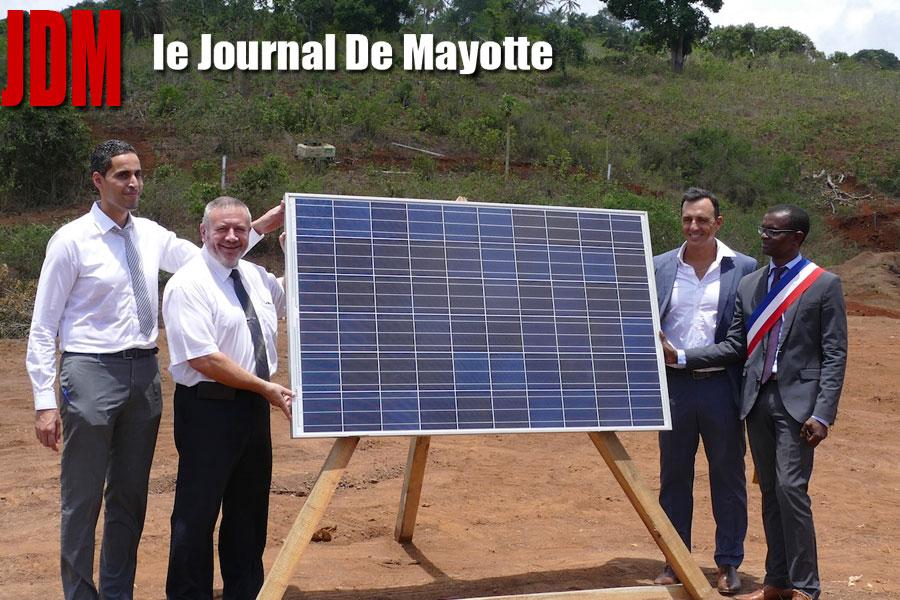 """""""Ferme photovoltaïque avec stockage: rentabiliser le solaire… Pour les investisseurs aussi"""""""