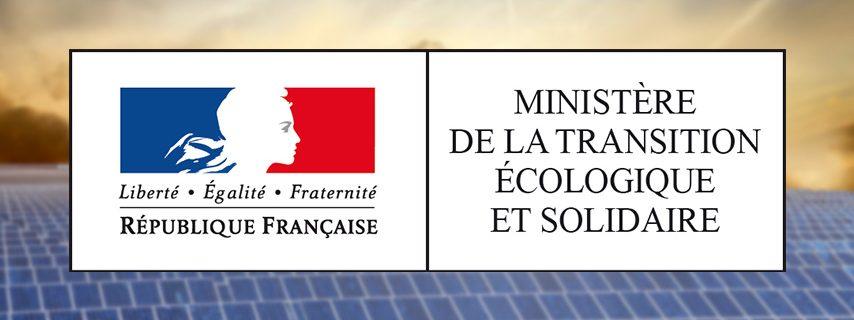 Le Ministère de la transition énergétique choisit Corexsolar…